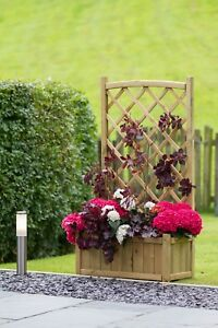 Wooden Garden Cambridge Planter by zest 00336