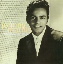 Johnny Mathis - The Global Masters (2xCD 1997) Super Bit Mapping; 24 Tracks