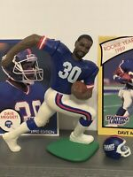 1990 starting lineup Dave Meggett Football figure card New York Giants Toy NFL