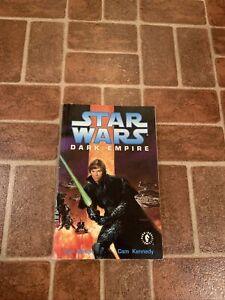 Star Wars Dark Empire Veitch Kennedy 1993 1st Edition Dark Horse Graphic Novel