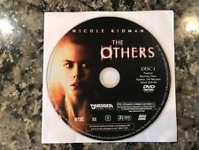 The Others Dvd! 2001 Horror! (See) The Sixth Sense What Lies Beneath & Stoker
