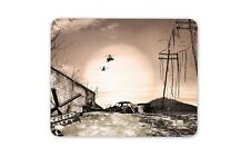 Apocalyptic Battlefield Mouse Mat Pad - Gaming Movie Scene Computer Gift #14536