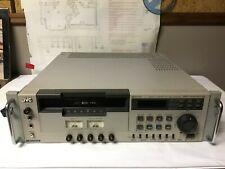 JVC BR-S605UB S-VHS RECORDER/PLAYER