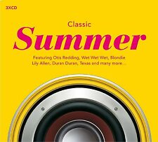 BRAND NEW SEALED 3CD SET ~ SUMMER PARTY / BBQ, HITS OF THE 1960's,70's,80's,90s