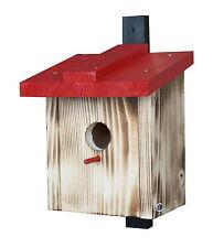 Nistkasten Starenkasten Nisthaus Vogelhaus Star Nisthilfe Holz