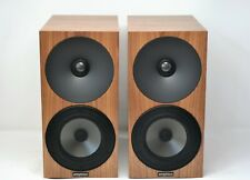 Amphion Argon1 loudspeakers in Walnut finish (Ex-display). Worldwide shipping.