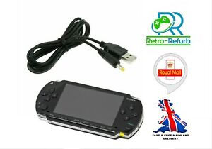 Sony PSP Charger 1000 2000 3000 Lite  USB - FAST FREE POST
