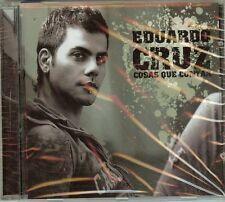 EDUARDO CRUZ - COSAS QUE CONTAR - CD - NEW
