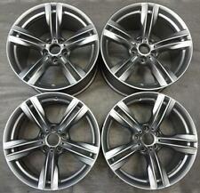 4 Orig BMW Alufelgen Styling 467 M 9Jx19 ET37 7846786 X5 F15 X6 F16 FB186