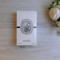 Diptyque Eau Rose Eau De Toilette Spray New With Box 3.4 Oz./100 ml. Sale
