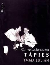 NEW Conversaciones con Tàpies (Coleccion Documentos) (Spanish Edition)