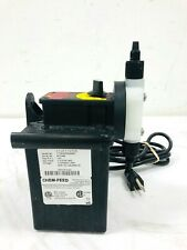 Chem-Feed Star System Metering Pump NO TANK T15N302X026V01