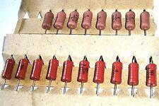 Metal film Resistors Military S2-29V 0.25W 6.19 kOm  USSR  Lot of 50 pcs