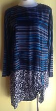 Ginger Tunic Size 14 NWT RRP $359.00