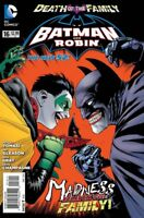 Batman and Robin (Vol 2) #  16 (VryFn Minus-) (VFN-) DC Comics AMERICAN