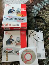 Cib Dragon Naturally Speaking Version 3 ~Standard Edition w/ Headset