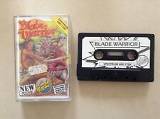 ZX Spectrum - Blade Warrior by Codemasters