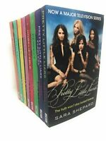 Sara Shepard Collection Pretty Little Liars Series 8 Books Set Series 1 and 2 PB