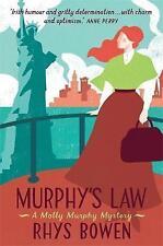 Murphy's Law (Molly Murphy), Bowen, Rhys   Paperback Book   Good   9781472103055