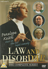 Penelope Keith: Law and Disorder BRAND NEW, BUT UNSEALED! Region 2