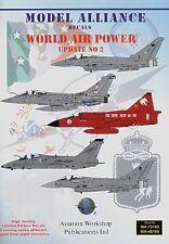 Model Alliance 1/48 World Air Power Update No.2 # 48169