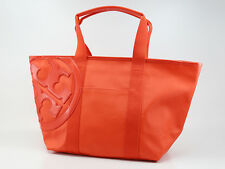 Tory Burch Bag Small Beach Canvas Tote Poppy Red Agsbeagle PAYPAL