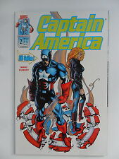 1x Comic Marvel Captain America #2 sehr gut erhalten