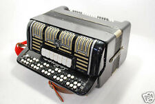 SATURN DOUBLE CASSOTTO RUSSIAN BUTTON ACCORDION BAYAN GOOD ACORDEON ACCORDEON