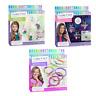 Make It Real Charm Jewellery Making Kids Craft Kit Set Girls Toy Gift Box