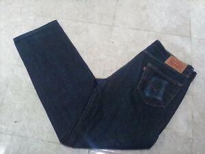Mens LEVI'S 514 Regular Straight Jeans  , size 34W 32L