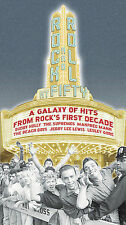 Rock and Roll at Fifty: A Galaxy of Hits (CD, 2003, 3-Disc)