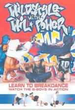 Wild Style With Wil Power (DVD, 2002)