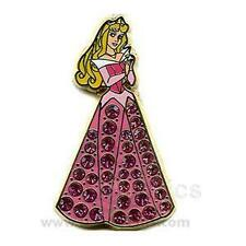 Disney Aurora Jeweled Dress Pin