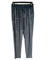 Bobi Black Label Velour Pants in Slate Size XS New with Tags