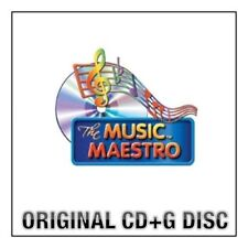 Music Maestro Karaoke CDG Disc - Country 90's - MM6099 (MM6099)