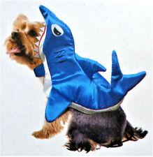 HALLOWEEN Dog Puppy Shark Costume Size S