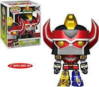 Funko POP ! Vinyl Power Rangers - MEGAZORD Metallic 497