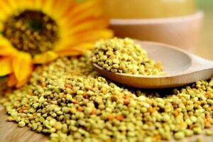 Bbee pollen, raw organic, pure natural product 100% from Siberia