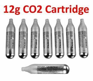 5 x  12g Capsules Airsoft CO2 12g Gas Powerlets Air Gun Pistol C02 Capsule