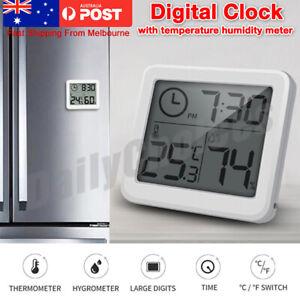 2021 Digital Thermometer Humidity Meter Room Temperature Indoor LCD Hygrometer