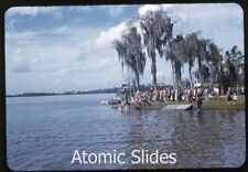 1953  photo slide Cypress Gardens FL behind scenes movie Easy to Love MGM FL53