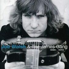 Joe Walsh & James Gang   - The Best Of 1969-74 - CD  (New & Sealed)