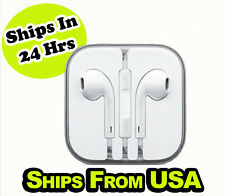 New Cell Phone Headphones Earphones Ear Pods for SmartPhone iPhone Head Set