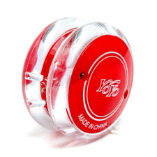 Light Up Trick Radical Yo Yo Clutch Mechanism Toy Super vitesse DEL NOIR ROUGE