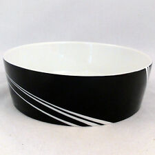 BLACK PEARL by Block Spal Soup Cereal Bowl NEW NEVER USED Portugal Porcelain