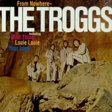 The Troggs – From Nowhere  ( New, Factory Sealed )