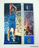 2019-20 Optic Dirk Nowitzki Winner Stays Purple Holo Dallas Mavericks PACK FRESH