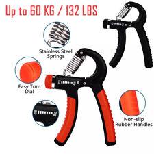 Hand Grip Trainer Gripper Strengthener Adjustable Strength Power Gym Exerciser