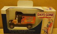 DG085022  Days Gone Lledo Boxed Die Cast Model - Renault Van.Lion Fireworks.