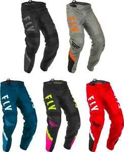FLY Racing Kinetic Noiz Motocross MX Dirt Bike Off-Road ATV Pants